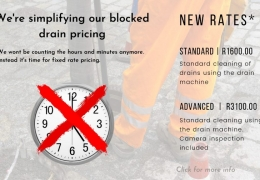 New Blockage Pricing